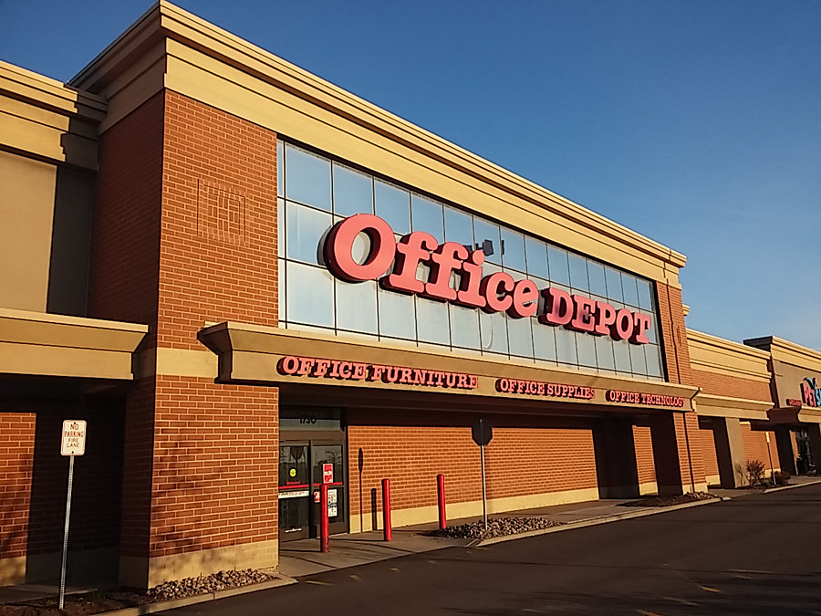 Office Depot #673 - Cheektowaga, Ny 14225