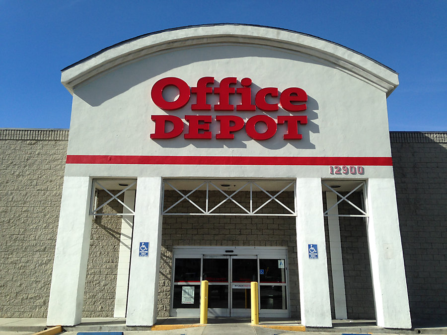 Office Depot 892 SYLMAR CA 91342 – Office Depot