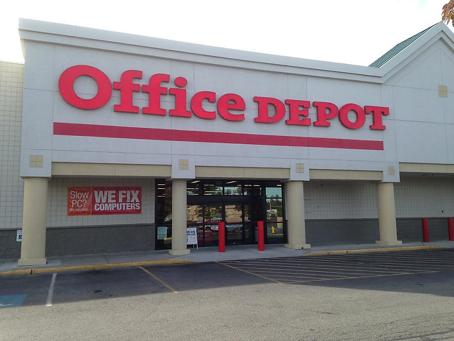 Office Depot #966 - Spokane, Wa 99216
