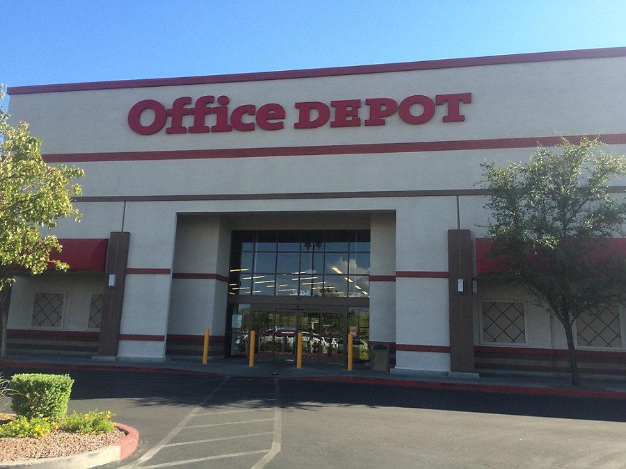 Office Depot # - NORTH LAS VEGAS NV