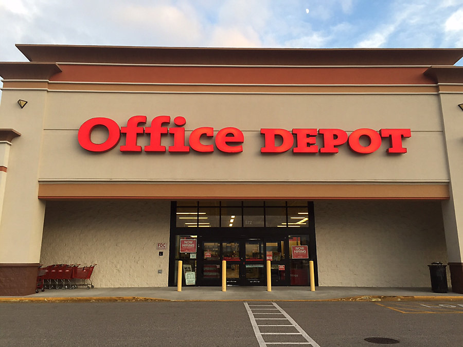 Office Depot # - NORTH MYRTLE BEACH SC