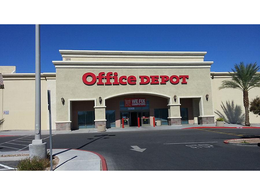 Office depot stationary