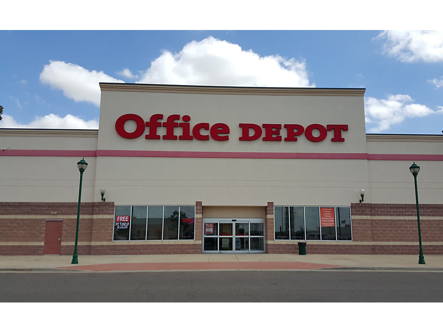 Office Depot   Moore Ok