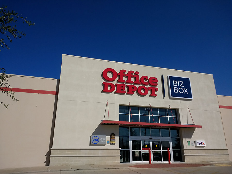 Office Depot #2784 - Austin, Tx 78757