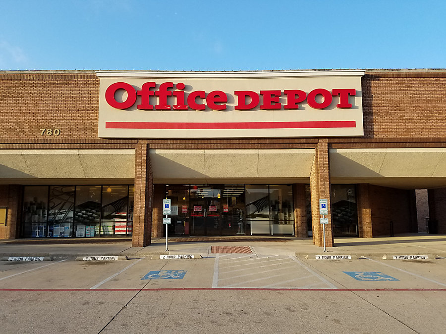 office depot #3304 - arlington, tx 76011