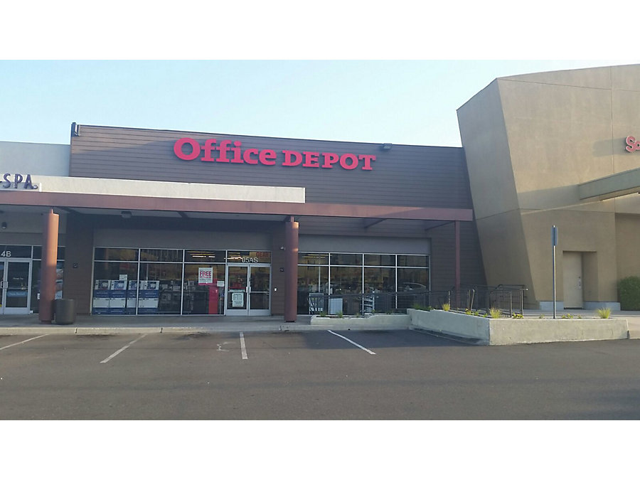 Office Depot   West Covina Ca