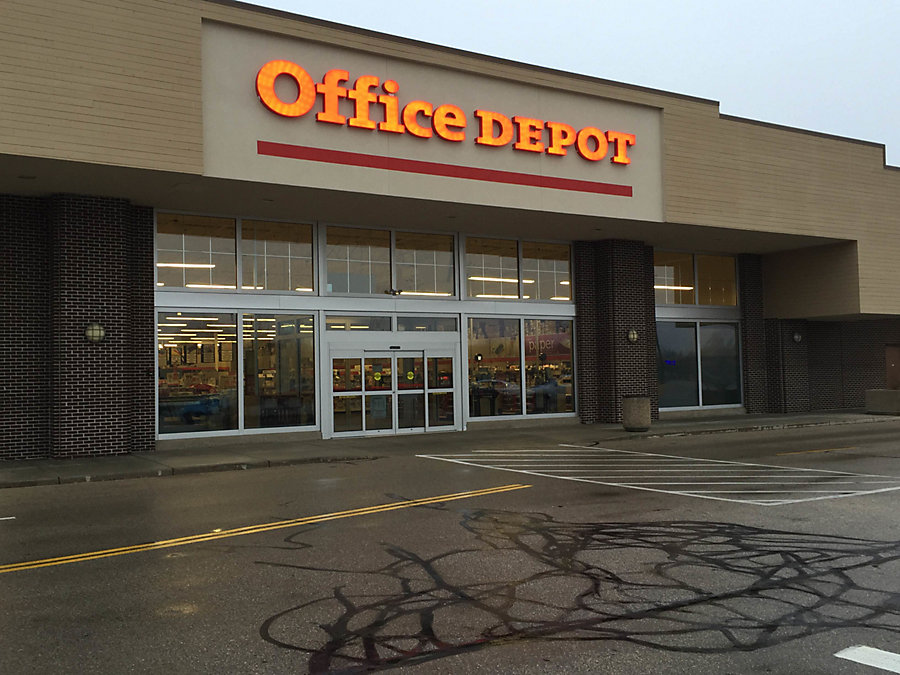 Office Depot   Brown Deer Wi