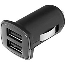 Aluratek Dual USB Auto Charger