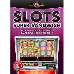 Hoyle Super Sandwich Download Version
