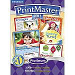 PrintMaster 2012 Platinum Mac Download Version