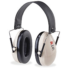 Peltor Optime 95 Folding Earmuffs Noise