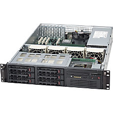 Supermicro SC822T 400LPB Chassis