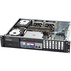 Supermicro SC523L 520B Chassis