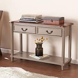 Southern Enterprises Devonshire Console Table Rectangular