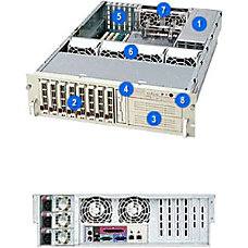 Supermicro SC833T R760 Chassis