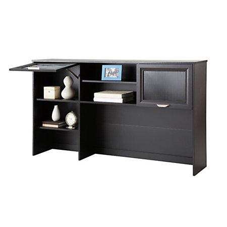 Realspace Magellan Collection Hutch Espresso By Office