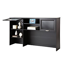 Realspace Magellan Collection Hutch Espresso
