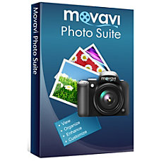 Movavi Photo Suite Personal Edition Download