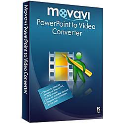 Movavi PowerPoint to Video Converter 21