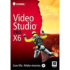 Corel VideoStudio Pro X6 Download Version