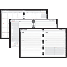 Office Depot Brand WeeklyMonthly Planner 7