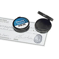 Baumgartens Fingerprint Ink Pad 1 78