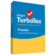 TurboTax Premier 2015 For PCMac Traditional