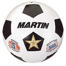 Martin Soccer Ball Size 5 Ages