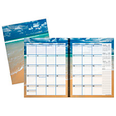 Office Depot Brand Monthly Planner 8