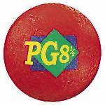 Martin Playground Ball 8 12 Red