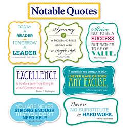 Scholastic Teachers Friend Notable Quotes Bulletin