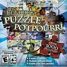 Britannica Puzzle Potpourri Download Version