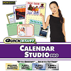 QuickStart Calendar Studio Pro Download Version