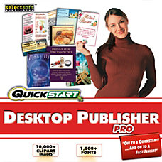 QuickStart Desktop Publisher Pro Download Version