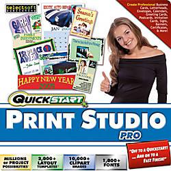 QuickStart Print Studio Pro Download Version