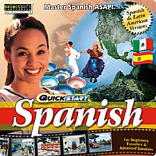 QuickStart Spanish Download Version