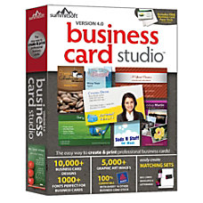 Business Card Studio 50 Download Version