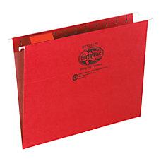 Earthwise Pendaflex Hanging File Folders Letter