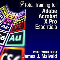 Total Training for Adobe Acrobat X