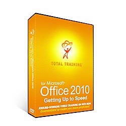 Total Training for Microsoft Office 2010