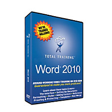 Total Training for Microsoft Word 2010