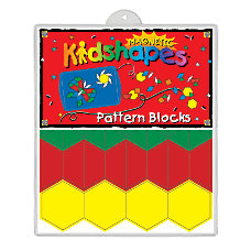 Barker Creek Magnets Magnetic Kidshapes Pattern