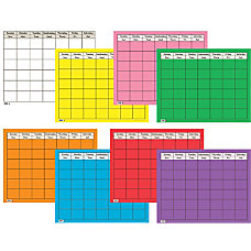 Creative Teaching Press Large Horizontal Calendar