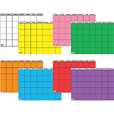 Creative Teaching Press Small Horizontal Calendar