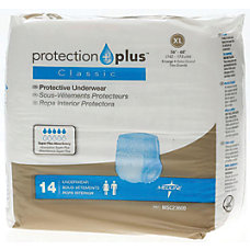 Protection Plus Classic Protective Underwear X