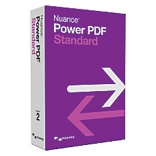 Nuance Power PDF 20 Standard Traditional