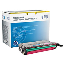 Elite Image Remanufactured Toner Cartridge Magenta