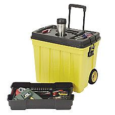 Continental Tuff Box Portable Tool Organizer