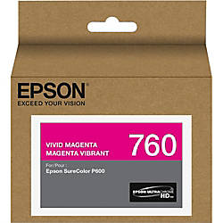 Epson UltraChrome HD T760 Original Ink