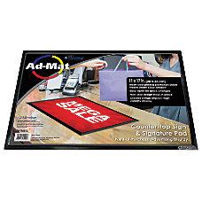 Artistic AdMat Counter Mat 11 x